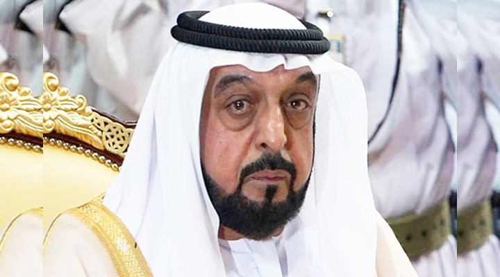 Khalifa bin Zayed Al Nahyan Net Worth