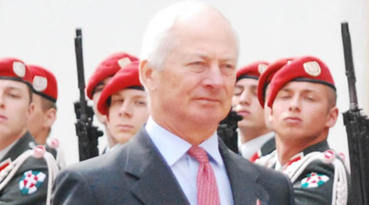 Prince Hans Adam II Net Worth