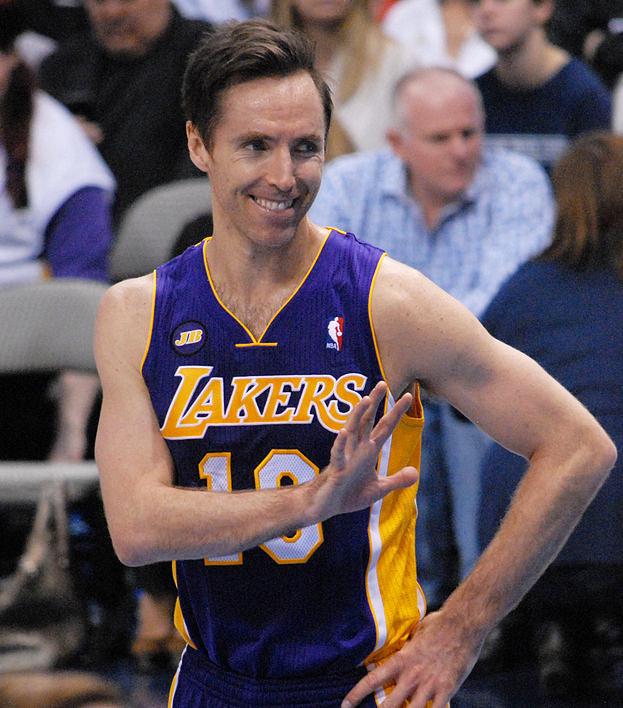 Steve_Nash_Lakers