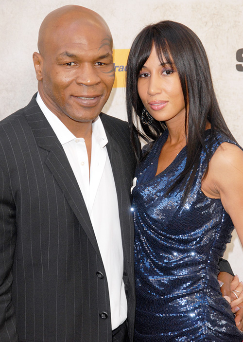 Mike-Tyson-and-Wife