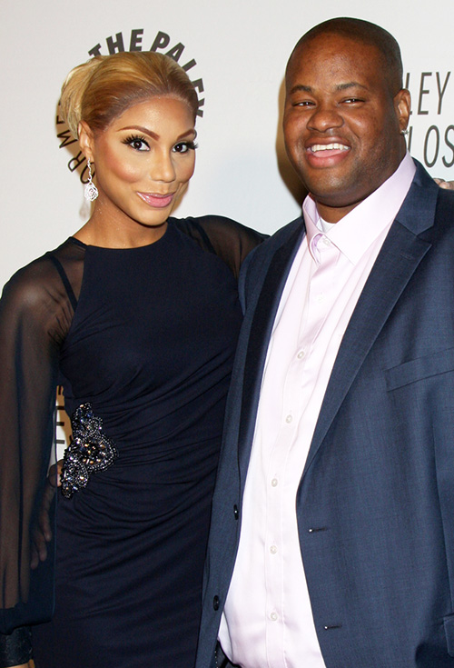 Vincent Herbert and Wife Tamar Braxton: RichestLifestyle.com
