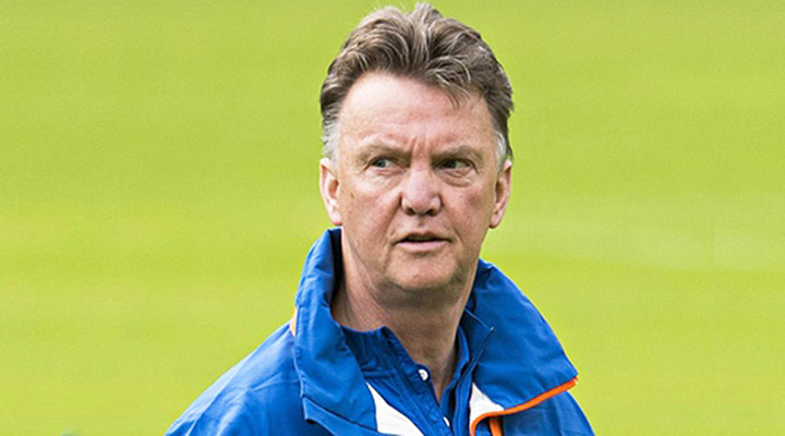 Louis van Gaal Net Worth