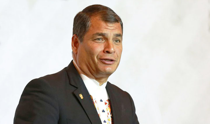 Rafael Correa Net Worth