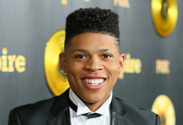 Bryshere Gray Empire Premiere