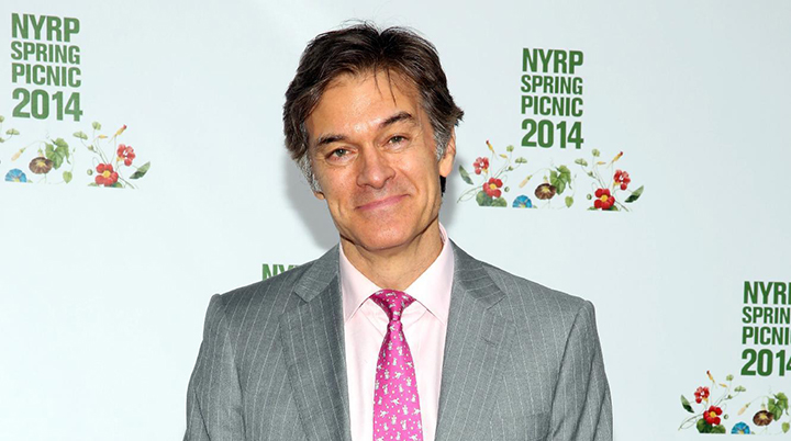 Dr. Mehmet Oz Net Worth