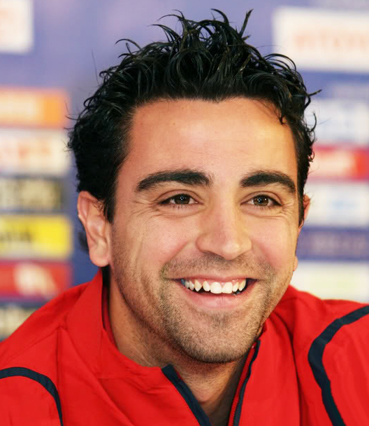 Xavi Hernandez - Sports Competition April 2017