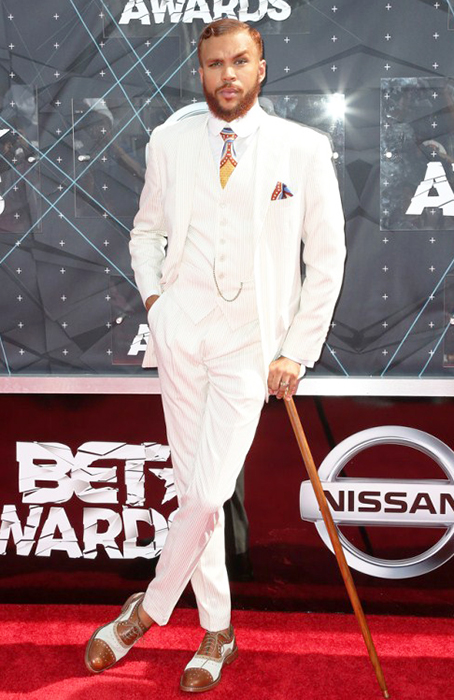 Jidenna BET Awards 2015