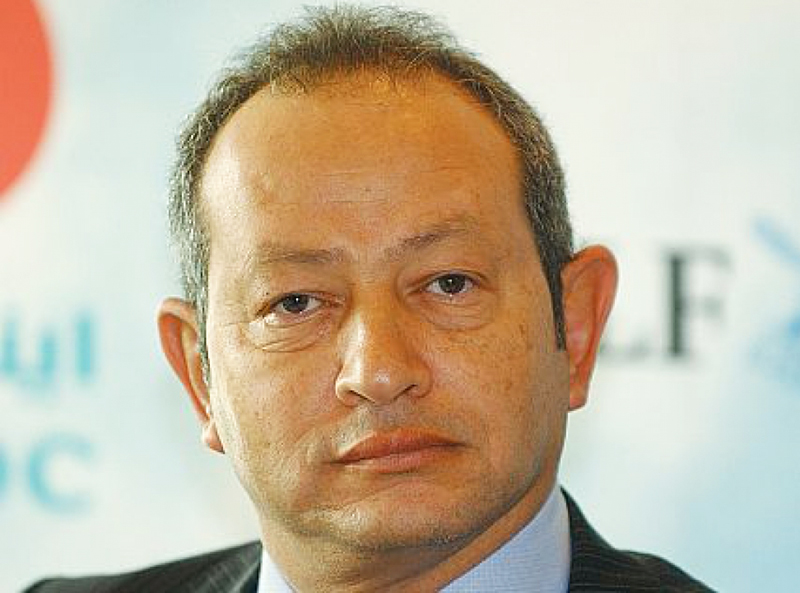 Naguib Sawiris Net Worth