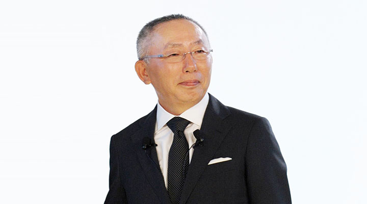 Tadashi Yanai Net Worth