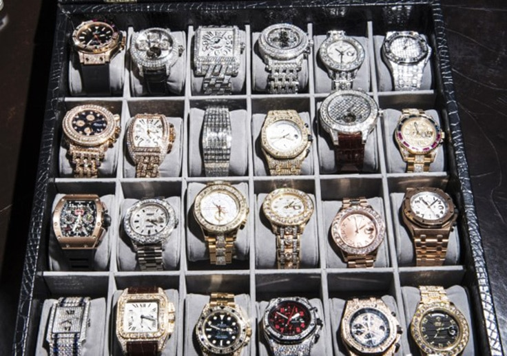 Floyd-Mayweather-Jr-Watch-Collection