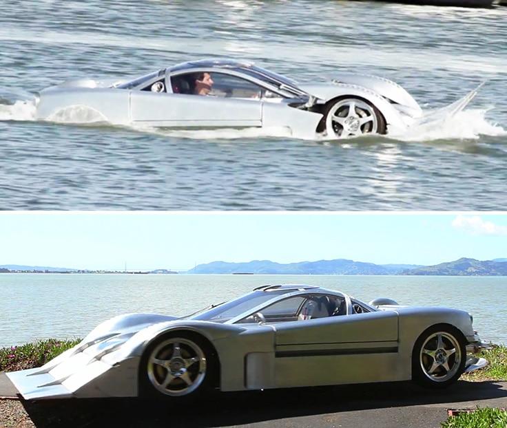 Έργο-Sea-Lion-Αμφίβια-Super-Car