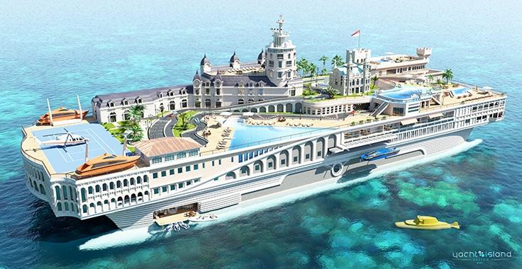 Η-Street-Of-Μονακό-Yacht