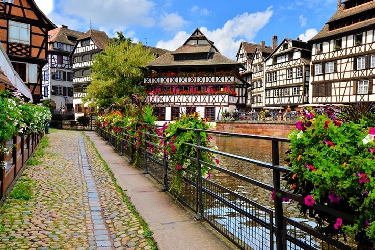 Αλσατία-Στρασβούργο