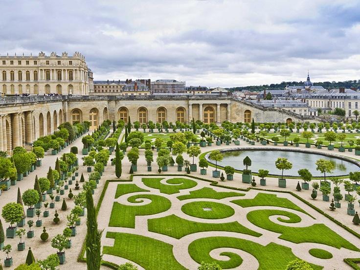 να-χάσει-in-the-κήπους-του-Βερσαλλίες-Γαλλία