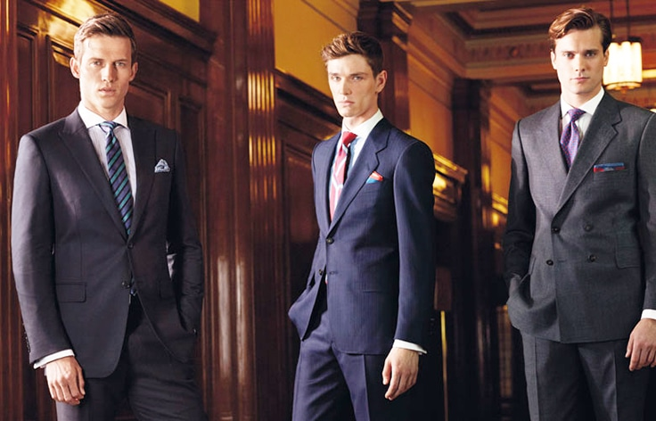 FASHION: Top 10 Most Expensive Men's Suits in the World - www