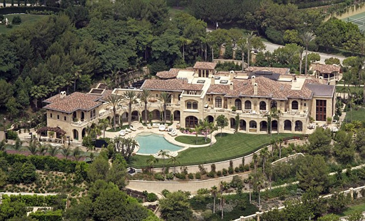 Pictures Of Samuel Jackson House