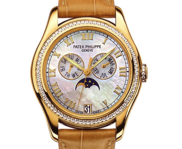 Patek philippe ladies complicated watches for Patek philippe women