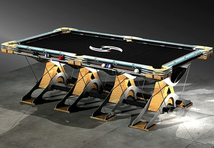 Top 10 Most Expensive Pool Tables 2015