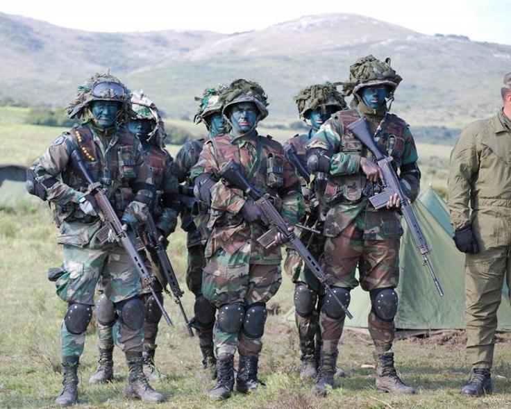 Uruguay Military
