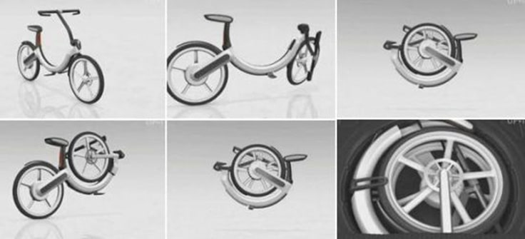 vw-folding-electric-bike