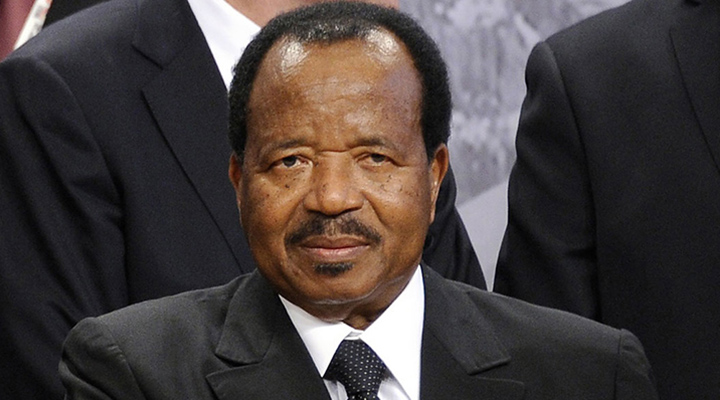 Paul Biya Net Worth