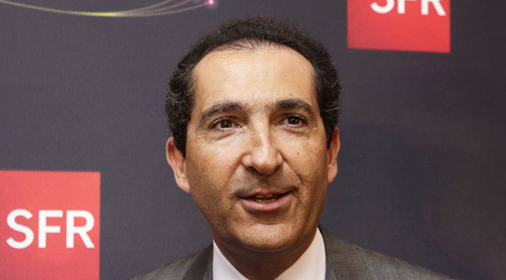 Patrick Drahi Net Worth