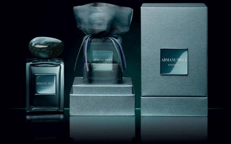 Giorgio Armani's Armani/Priv้ Fragrance Collection