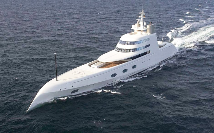 Superyacht-A