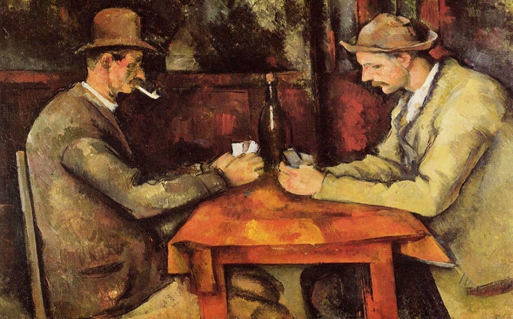 The_Card_Players-Paul_Cezanne
