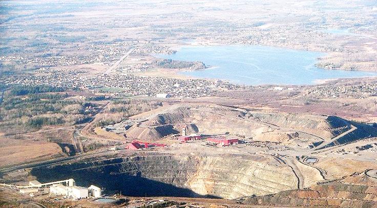 Dome-Mine-Timmins-Ontario-Canada