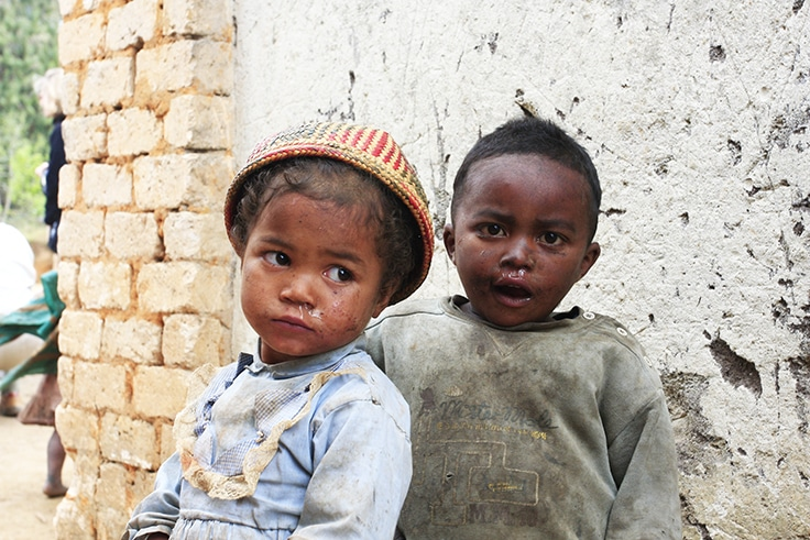 Children Madagascar
