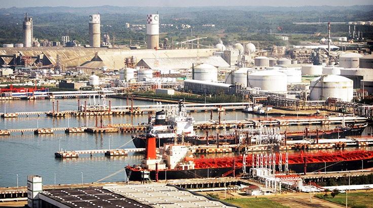 Mexico-Oil-Premex-Refinery