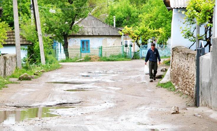 Moldova-Poverty
