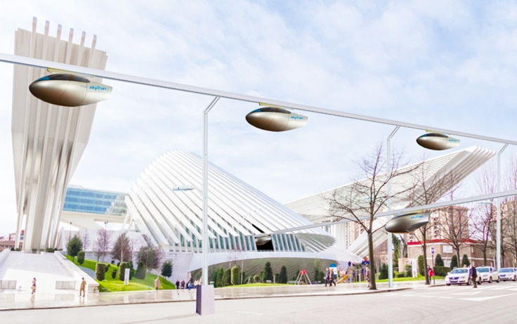 SkyTran-Hover-Monorail