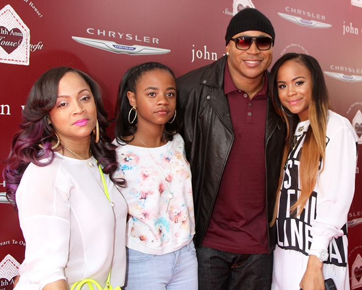 LL-Cool-J-Wife-Simone-Smith-and-Children