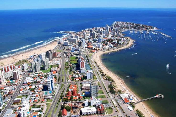 Punta-del-Este-Peninsula-Uruguay