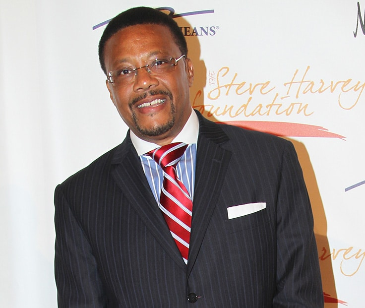 Judge Greg Mathis - Net Worth