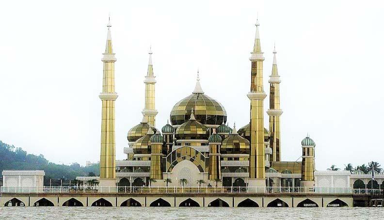 Crystal-Mosque-Kuala-Terengganu-Malaysia