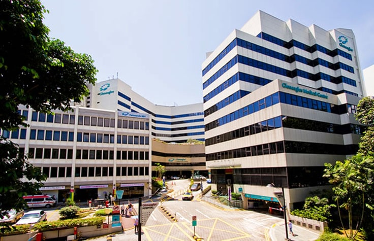 Gleneagles-Medical-Center-Tanglin-Singapore