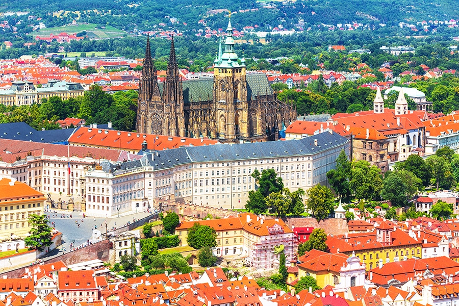 Prague-Castle-Prague-Czech-Republic
