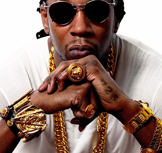 2 Chainz Jewelry Collection