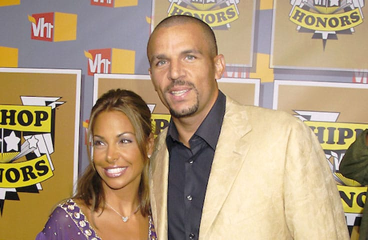 Jason Kidd and Joumana Marie