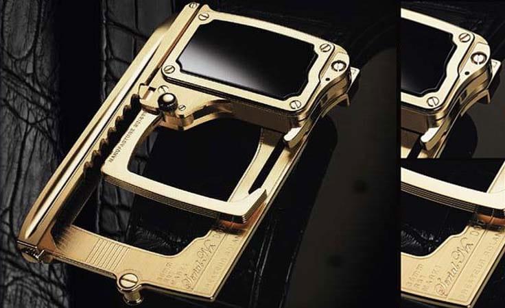 Roland Iten Gold Mechanical