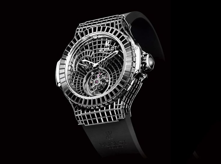 Hublot Million Dollar Black Caviar Bang
