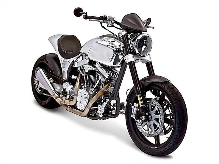 KRGT-1-Motorcycle