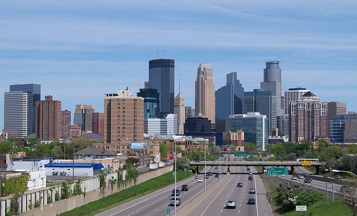 Minneapolis-skyline-Minnesota