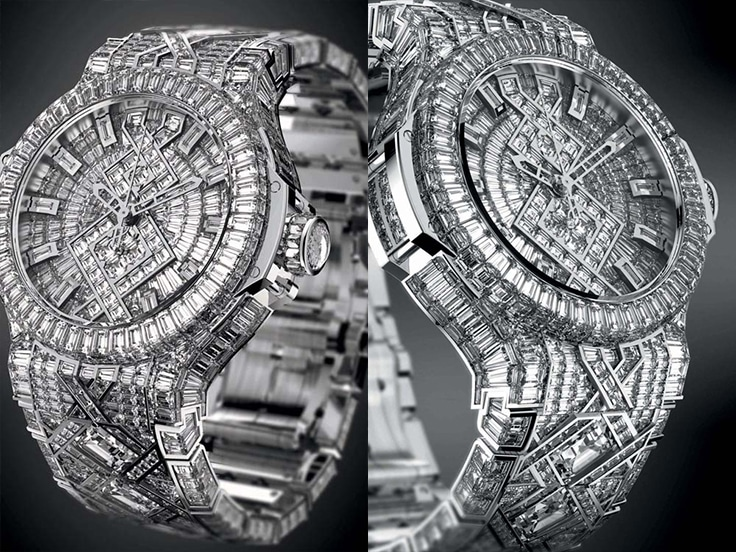 The Hublot $5 Million