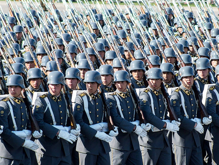 Chile Army