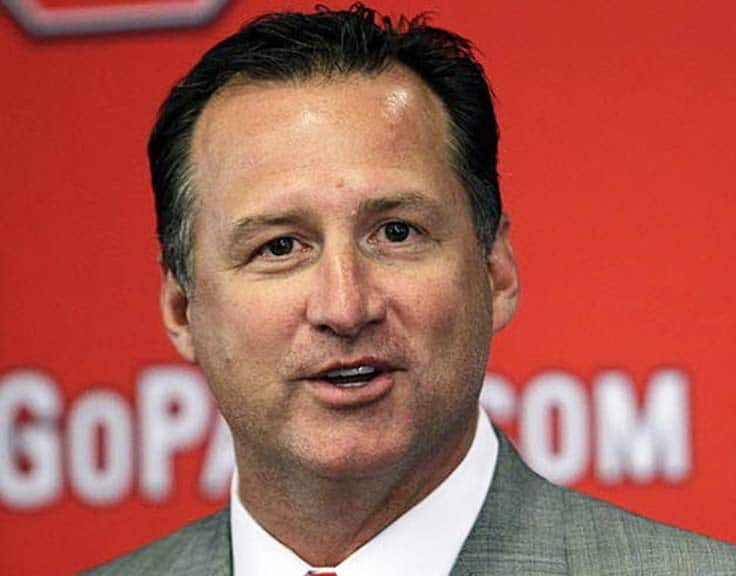 Mark Gottfried NC State Wolfpack