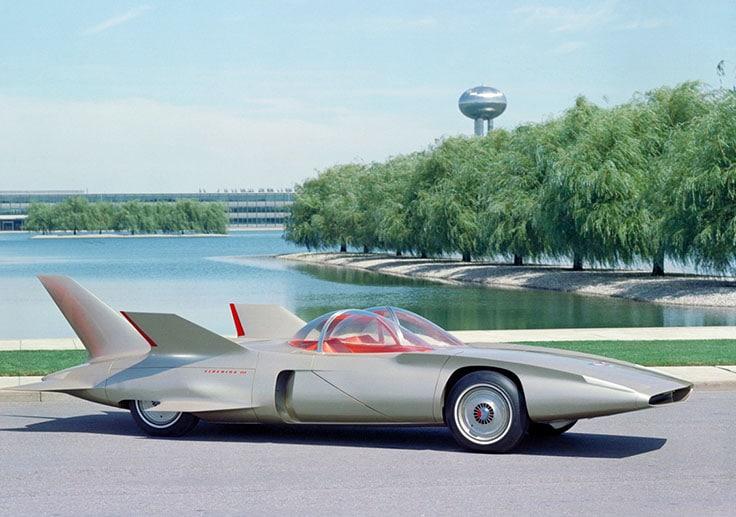 1958 GM Firebird III Concept